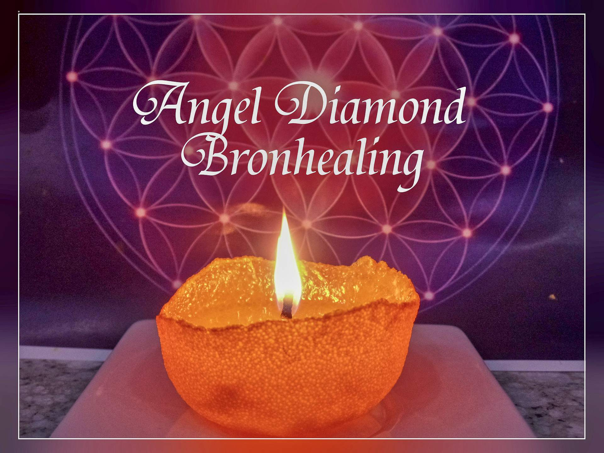 Angel Diamond Bronhealing